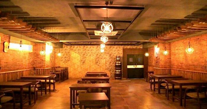 un-plugged restaurant Dehradun
