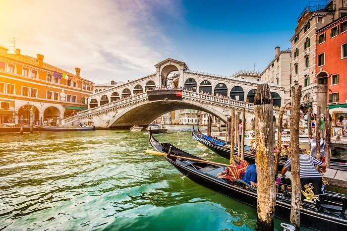 Venice Europe tour travel job