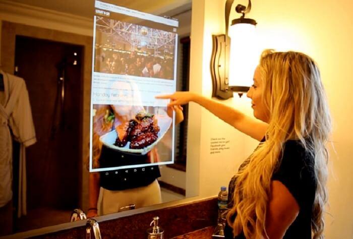 Facebook Fan Suite in Atlantis Dubai