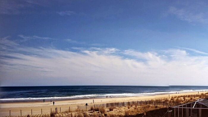 Ocean City Beach, Maryland