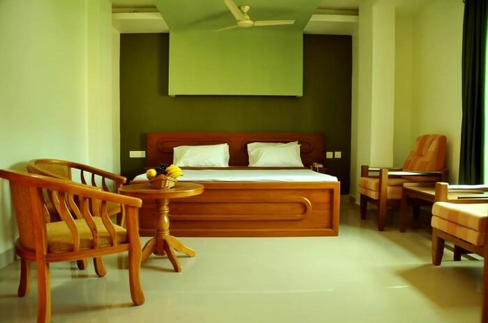 Hotel Madikeri Heritage