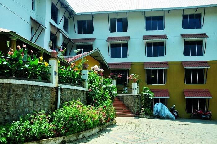 Sri Venkateshwara Residency Coorg