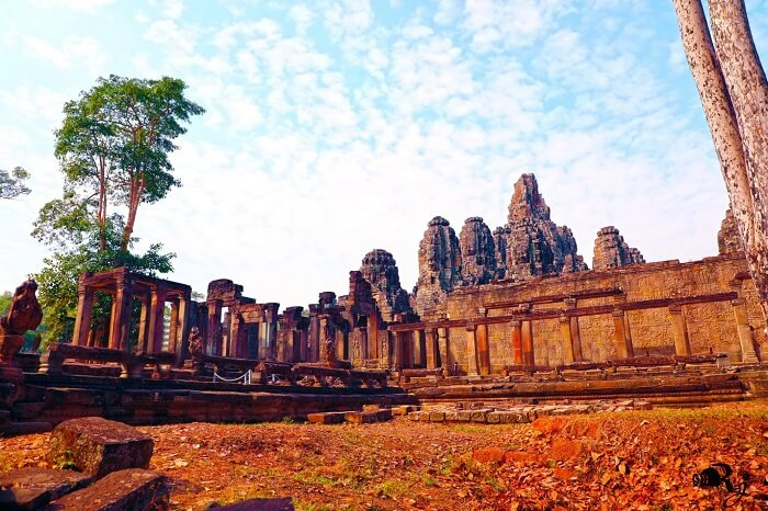 angkor wat temple trip