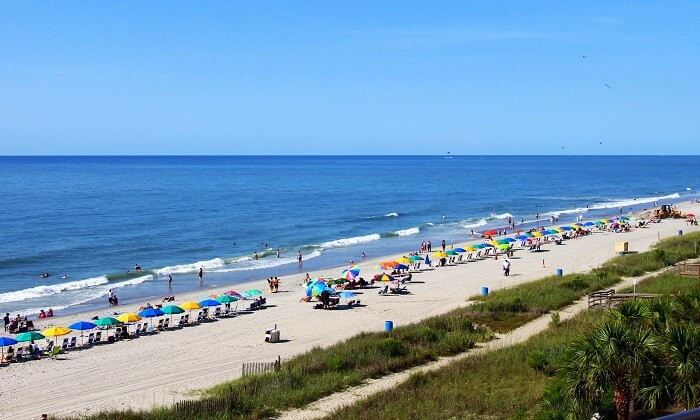 Beaches in USA