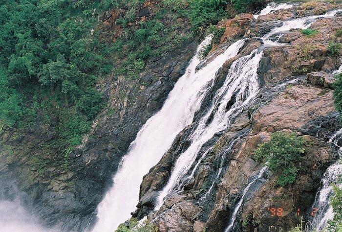Shivanasamudra_falls near Bangalore