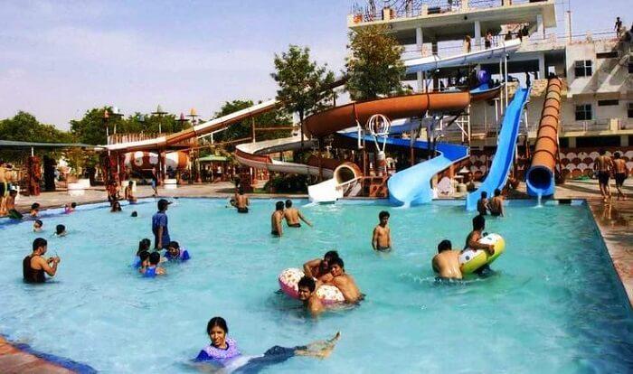 Birla City Water Park