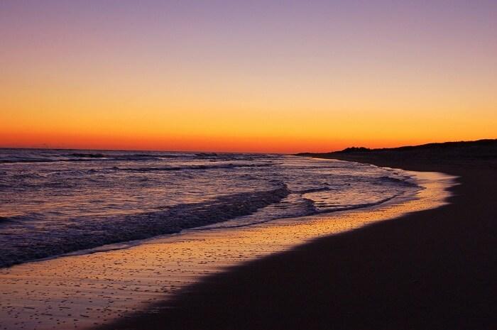 East Hampton Main Beach, New York
