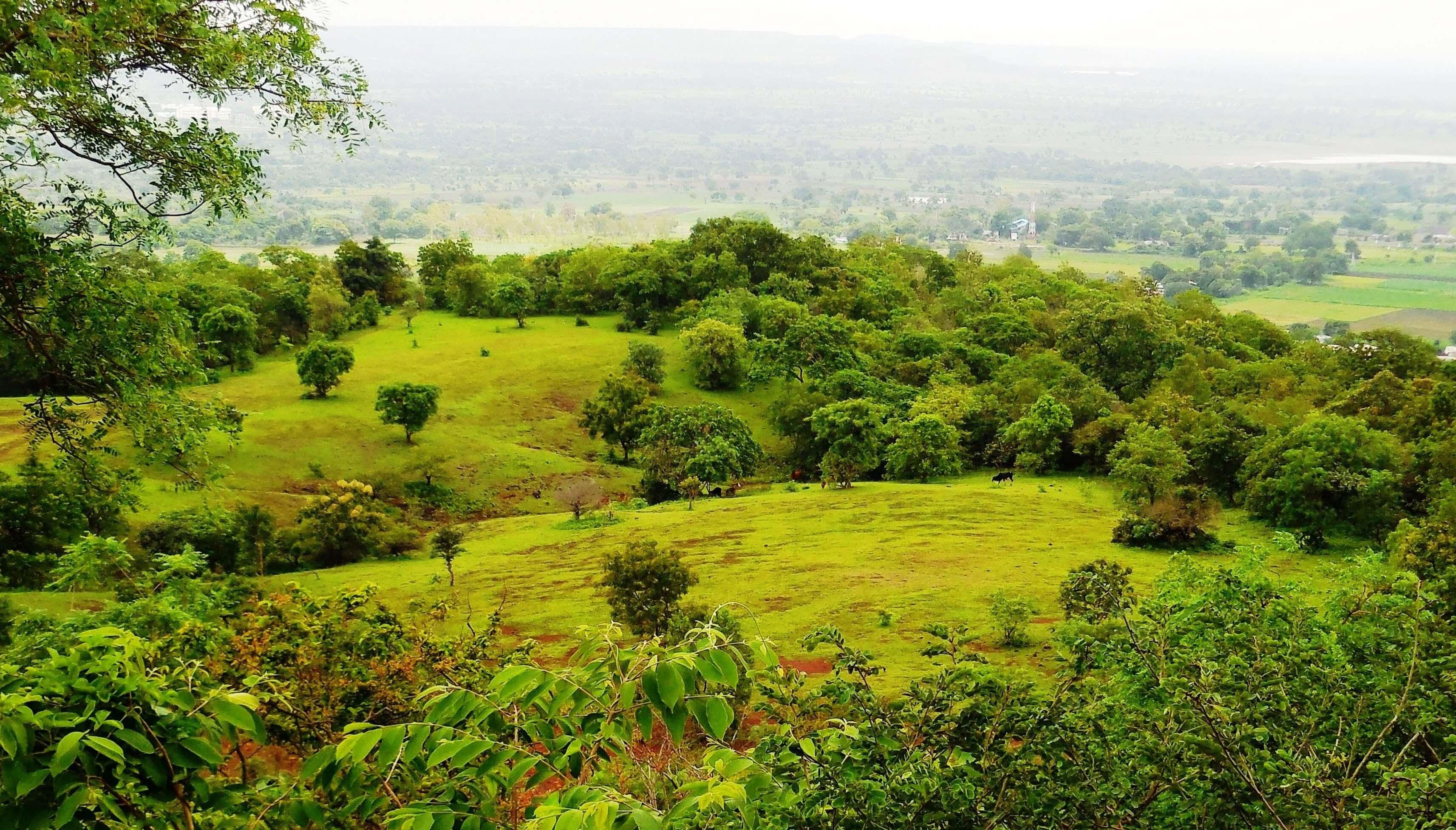 green valleys of Anantagriir