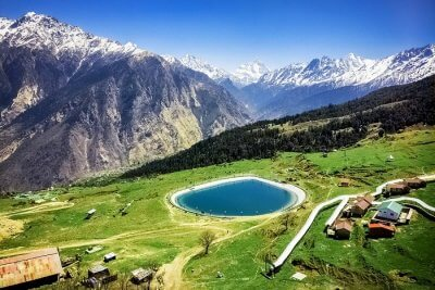 Auli in Summer