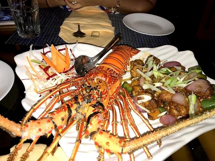 Restaurant in Andaman