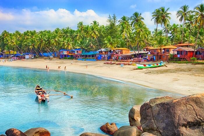 beautiful Goa beach goa ferry blog