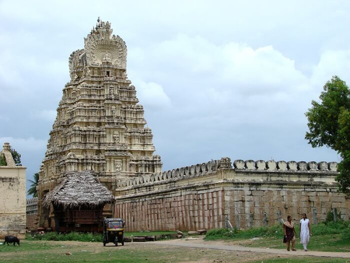 Ranganathaswamy Temple in Srirangapatna