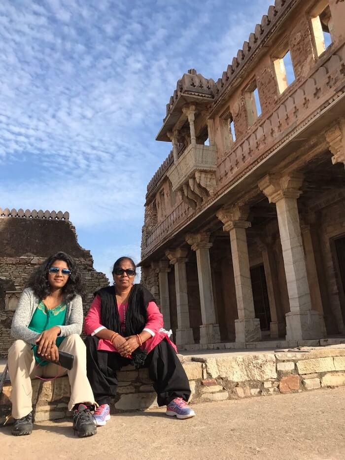 Chittorgarh visit