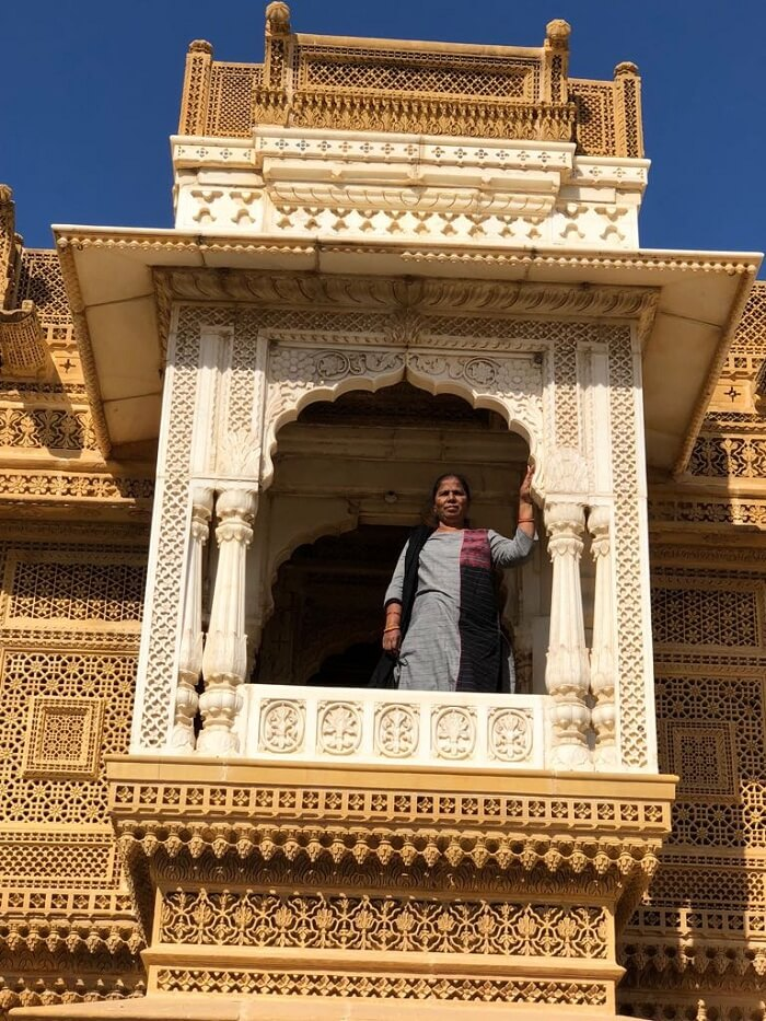 tour of jaisalmer fort