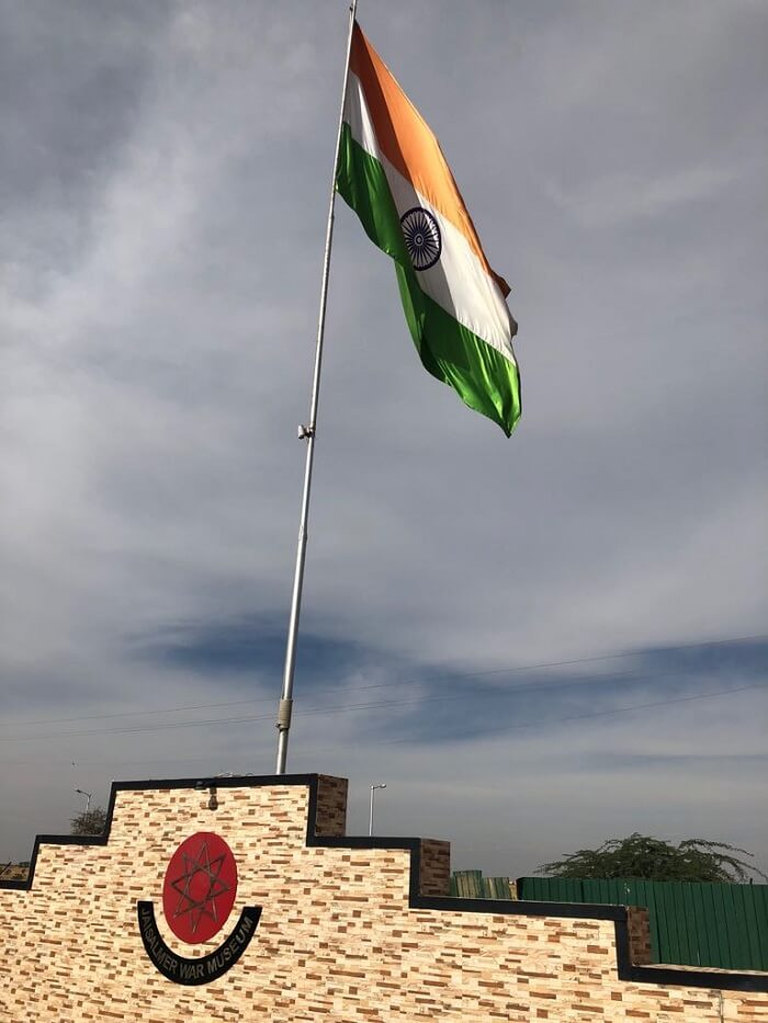 war museum in jaisalmer