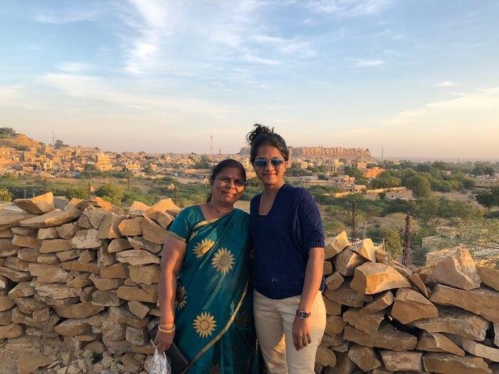 Kumbhalgarh Fort family trip