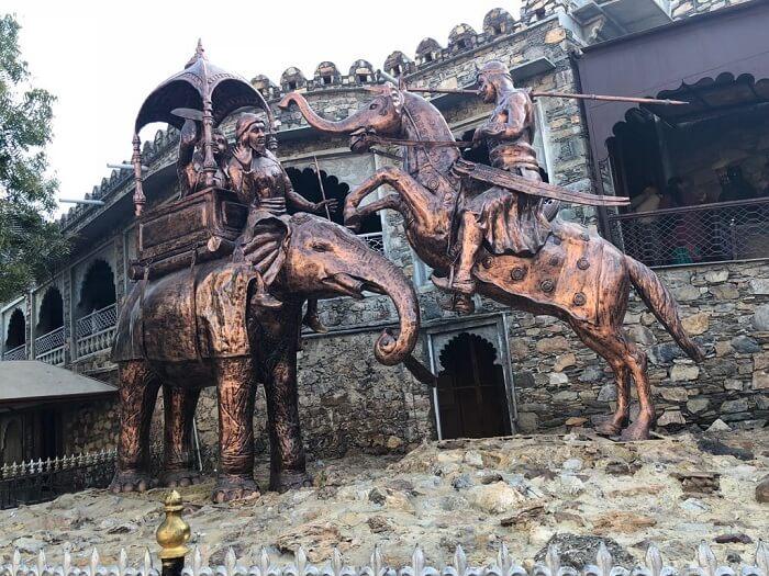 museum near Kumbhalgarh Fort