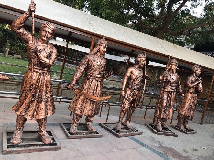 museum Kumbhalgarh Fort
