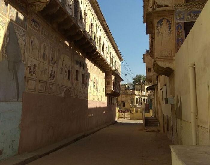 Historical Mandawa