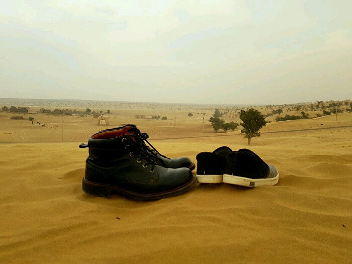 sam sand dunes of jaisalmer