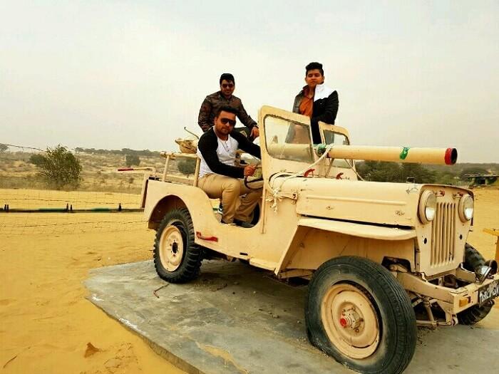 longewala near jaisalmer
