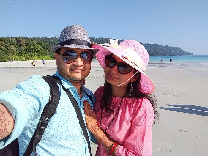 best beach in andaman