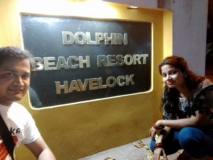 dolphin beach resort andaman