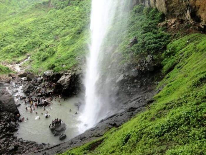 pandavkada waterfalls