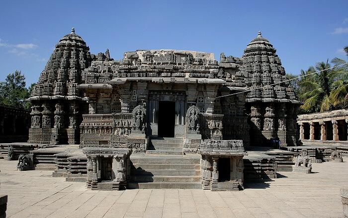 Hoslaya temple in Somnathpura