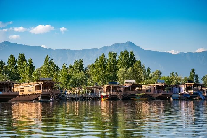 View Of Srinagar