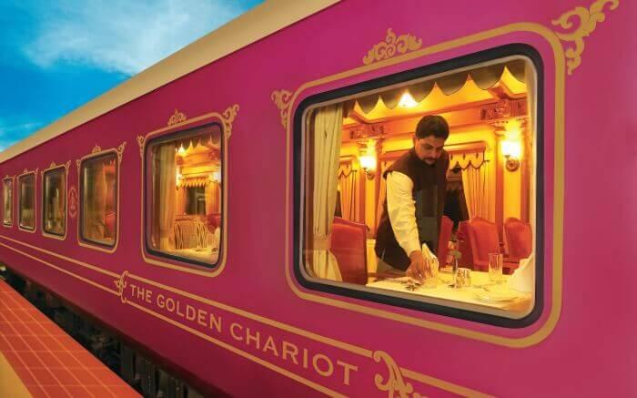 the golden chariott