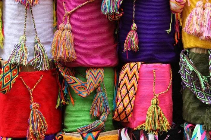 Woollen garments