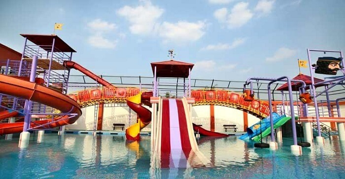 aalankrita water park