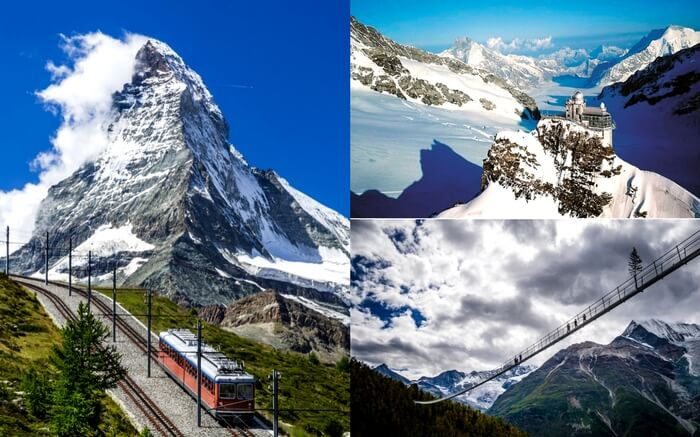 A glimpse of things to do in Switzerland mountains