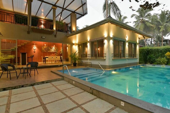 Avion Villa in Goa