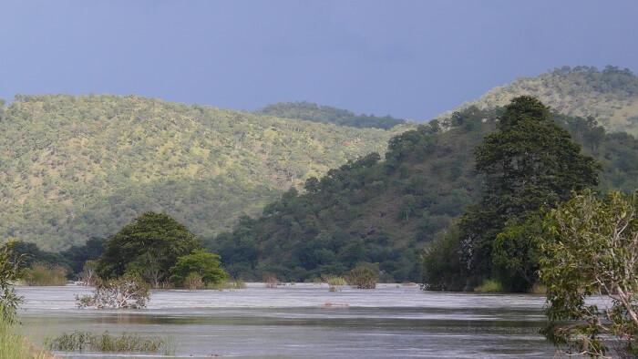 bheemeshwari Kaveri river