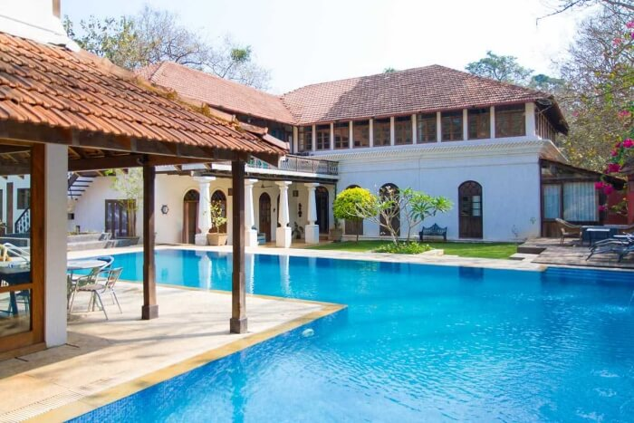 Birdsong Villa in Goa