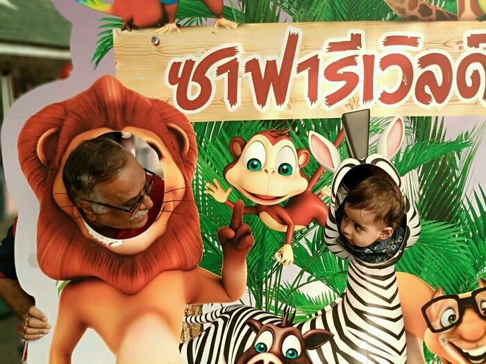bangkok safari adventure