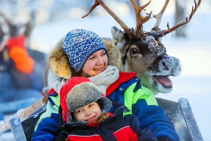finland kids happy