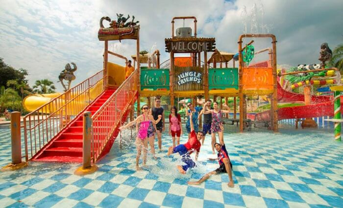 great escape water park