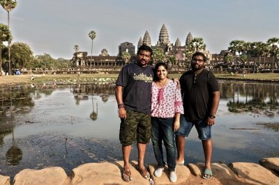 vietnam cambodia family trip
