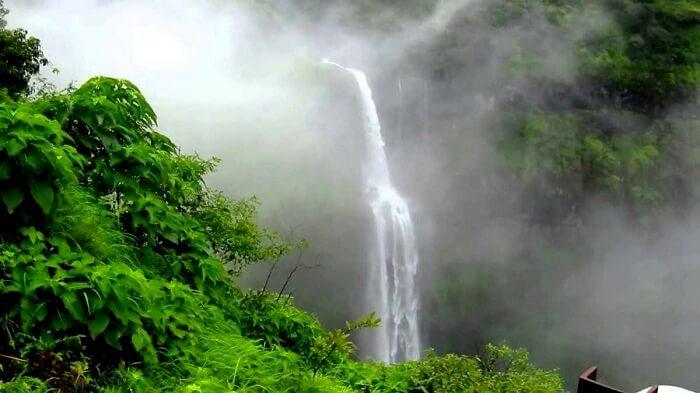 lingmala waterfalls