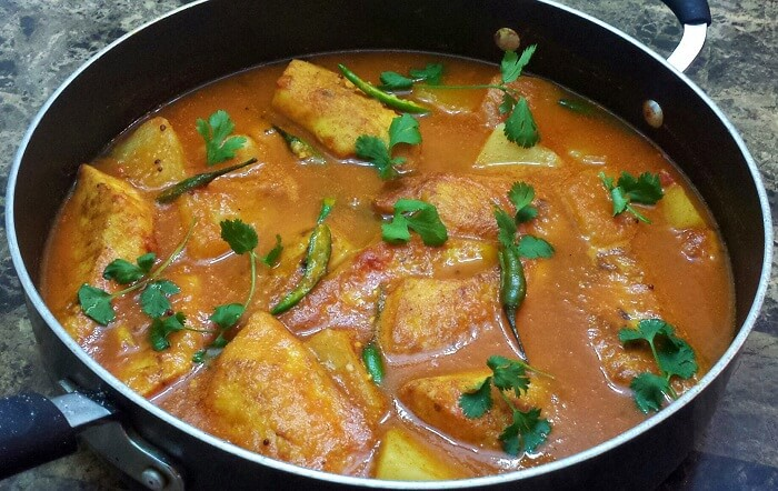 masor tenga fish curry assam