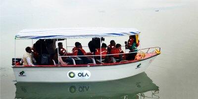ola boat service