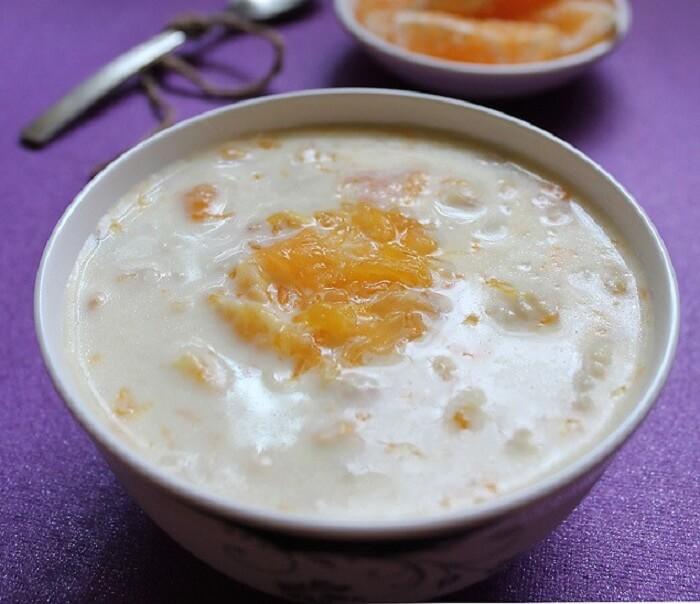 Komolar Kheer Assam food