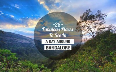 places to visit in a day around bangalore