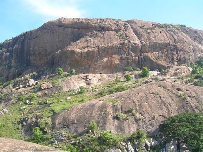 hills of ramanagram