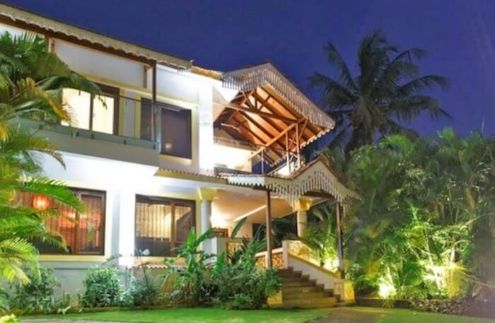 Sal Canoe Villa in Goa