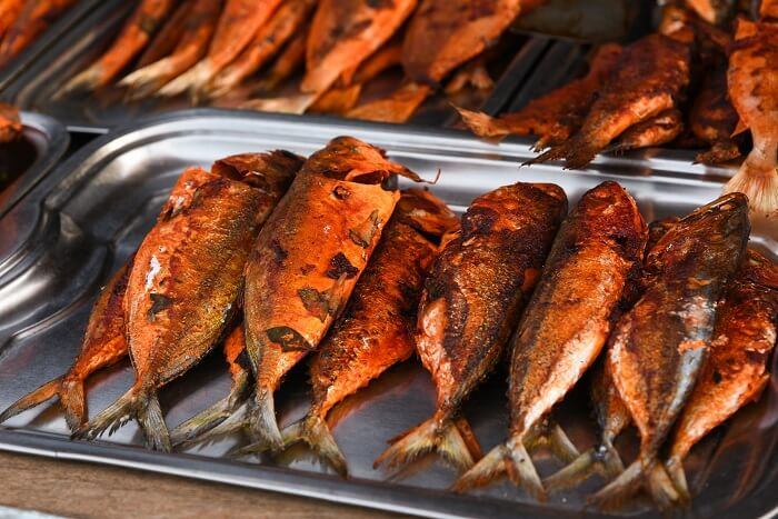 sri lanka fried fish