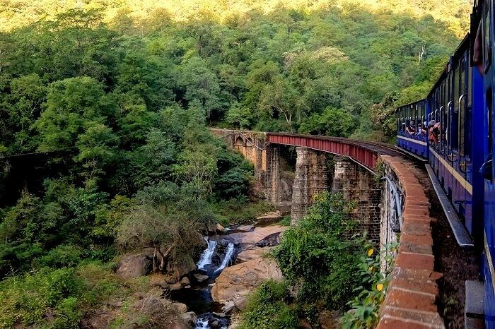 nilgiri railway ooty